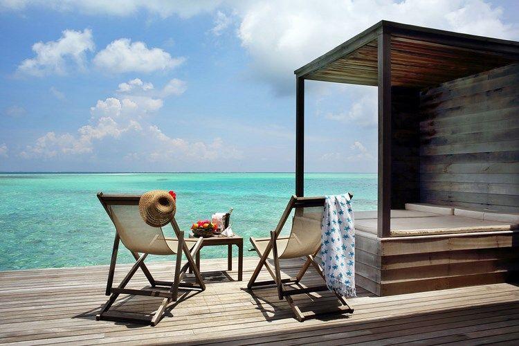 Maldives - Hôtel The Gangehi Island Resort 5*