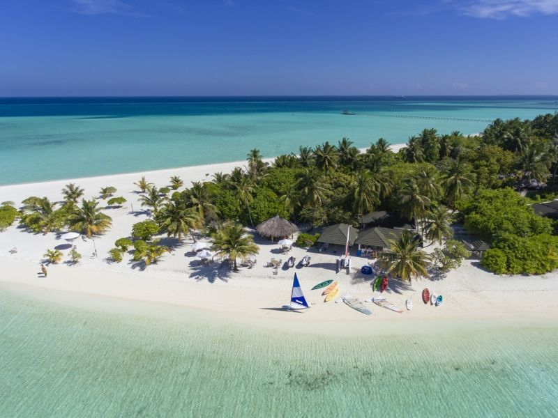 Holiday  Island Resort & Spa 4* NL