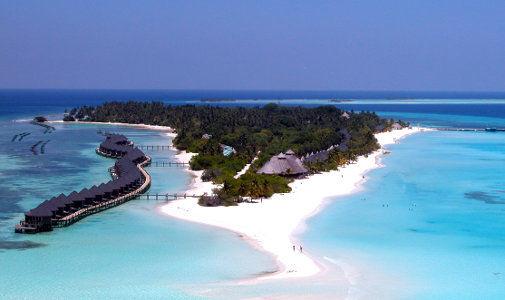 Hôtel kuredu island resort et spa 4*