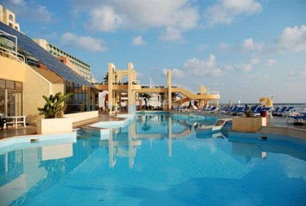 Malte - Hôtel Seashells Resort at Suncrest 4*