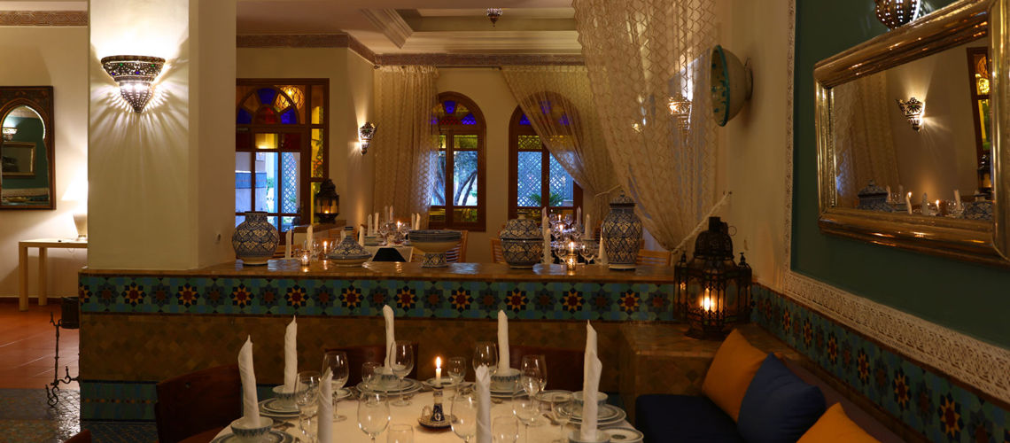 restaurant circuit le sud marocain en 4x4 extension kappa club iberostar palmeraie marrakech