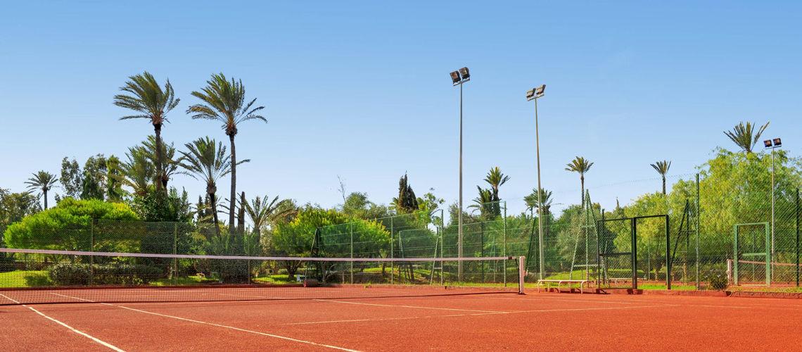 tennis circuit le sud marocain en 4x4 extension kappa club iberostar palmeraie marrakech