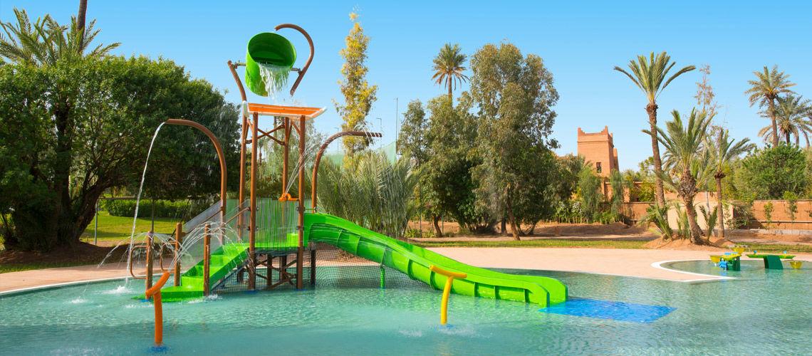 piscine enfant circuit le sud marocain en 4x4 extension kappa club iberostar palmeraie marrak