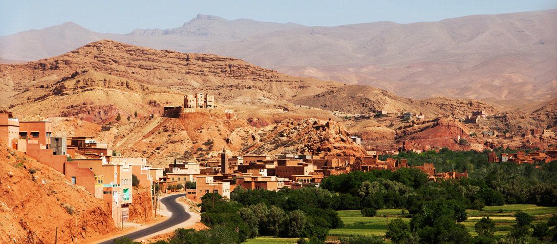 circuit le sud marocain en 4x4 extension kappa club iberostar palmeraie marrakech