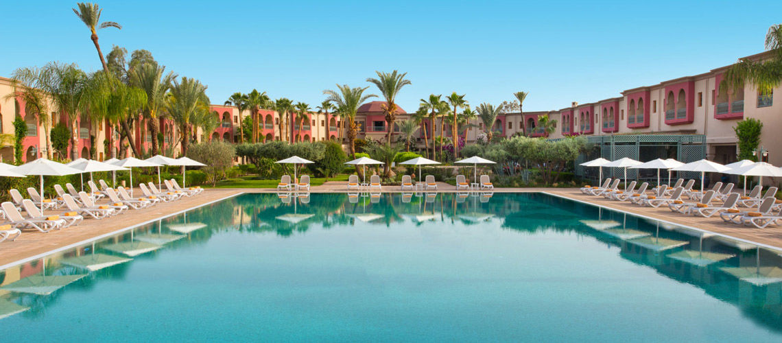 piscine circuit le sud marocain en 4x4 extension kappa club iberostar palmeraie marrakech