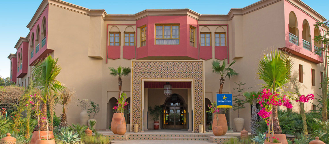 entree circuit le sud marocain en 4x4 extension kappa club iberostar palmeraie marrakech