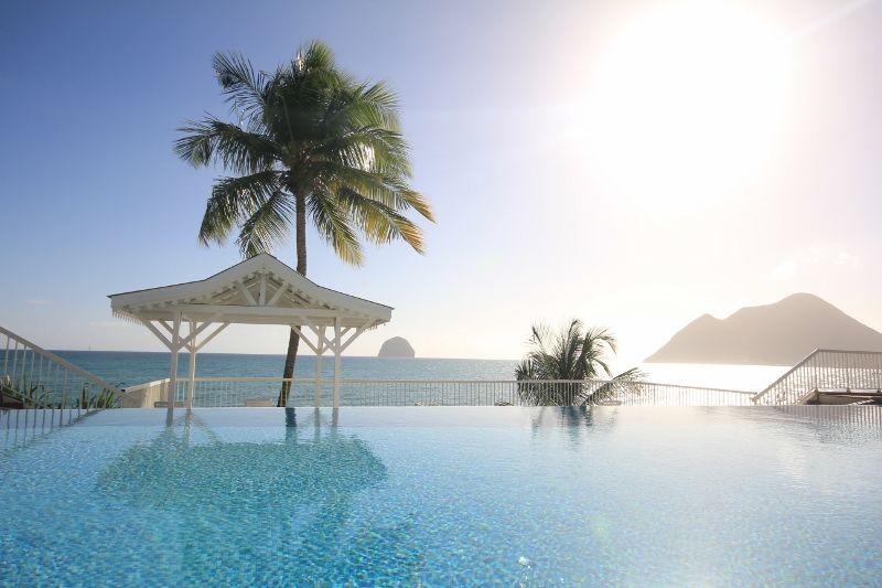 Martinique - Hôtel Diamant Beach Martinique 2*