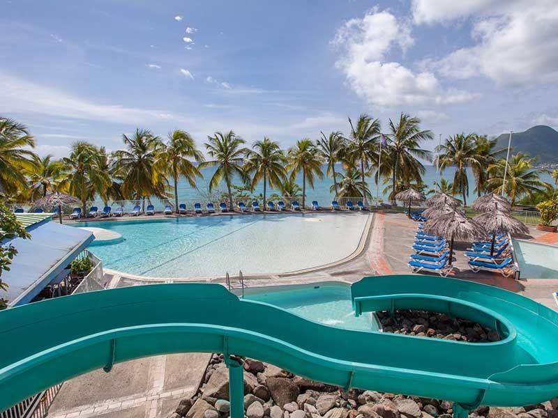 Martinique - Résidence Marine Hôtel Diamant 3* avec Location de voiture