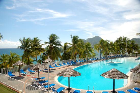 Séjour Caraïbes - Résidence Marine Hôtel Diamant 3* avec Location de voiture