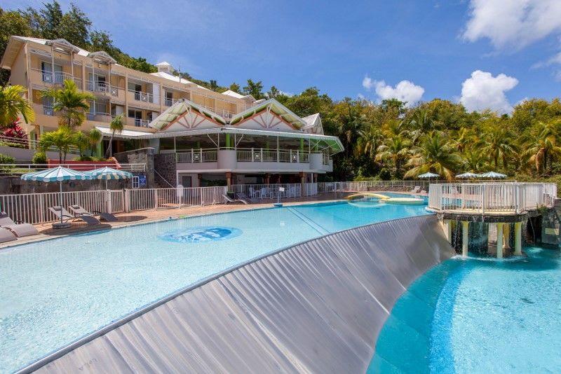 Combiné Martinique Authentique Résidence La Goelette 3*  et Hôtel Karibea Ste Luce 3*