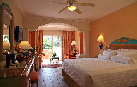 Mexique - Riviera Maya - Puerto Aventuras - Hôtel Barcelo Maya Beach Resort 5*