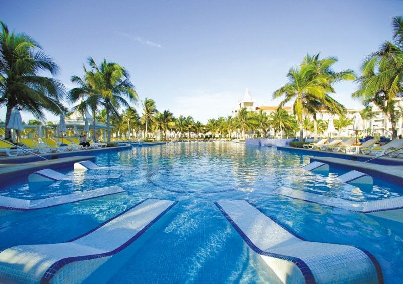 Riu Palace Riviera Maya 5* - voyage  - sejour