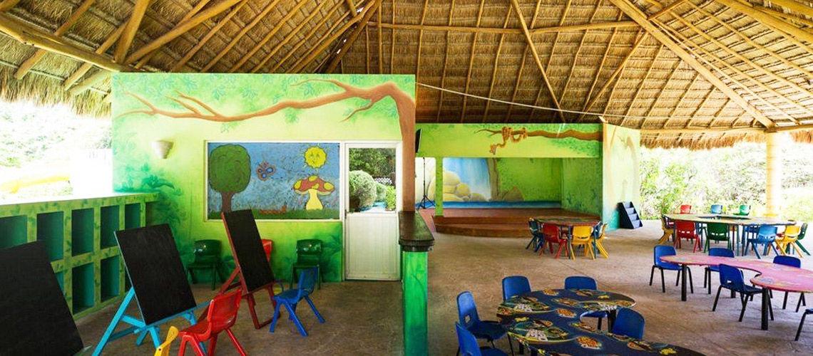 Kids club Promosejours bluebay grand esmeralda mexique