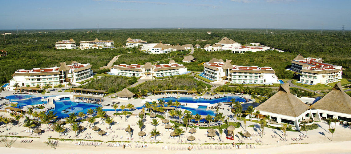 Aerien Promosejours bluebay grand esmeralda mexique