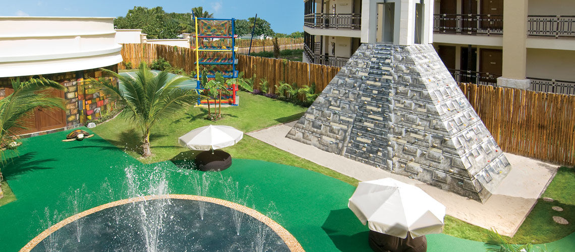 Mexique - Riviera Maya - Puerto Morelos - Hôtel Dreams Riviera Cancun 5*