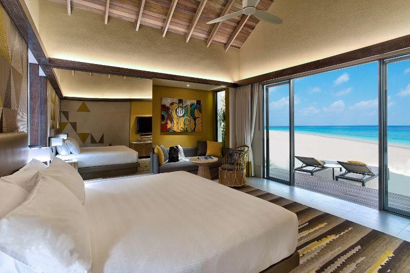 Gold Beach Villa bedroom 3