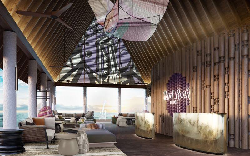 Hard Rock Hotel Maldives -Pavilion