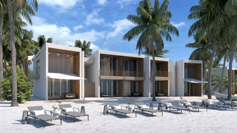 Hard Rock Hotel Maldives - Beach Studio