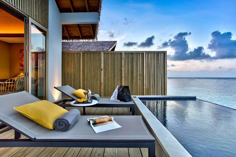 Platinum Overwater Pool Villa