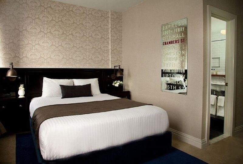 Etats-Unis - New York - Cosmopolitan Hotel Tribeca