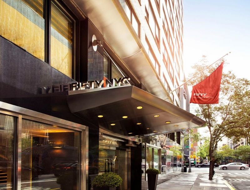 Séjour New York - FIFTY HOTEL & SUITES BY AFFINIA 3* « sans transfert »