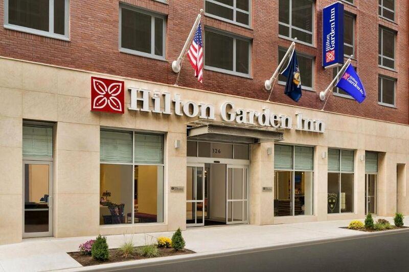 Séjour Est américain - Hilton Garden Inn Times Square 3*« sans transfert »