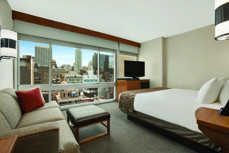 Etats-Unis - New York - Hôtel Hyatt Place New York