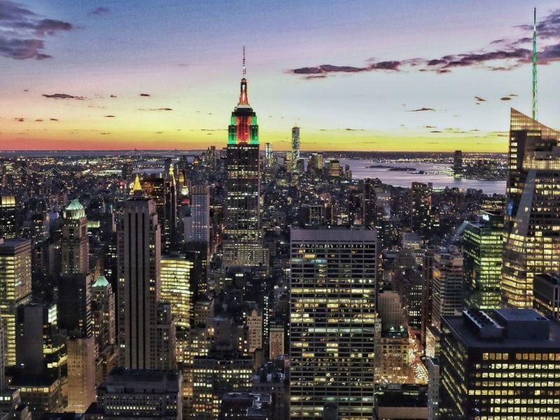 Séjour Est américain - La Big Apple 4 Nuits - De New York à New York