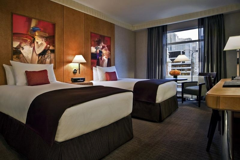 Etats-Unis - New York - Hôtel Sofitel New York