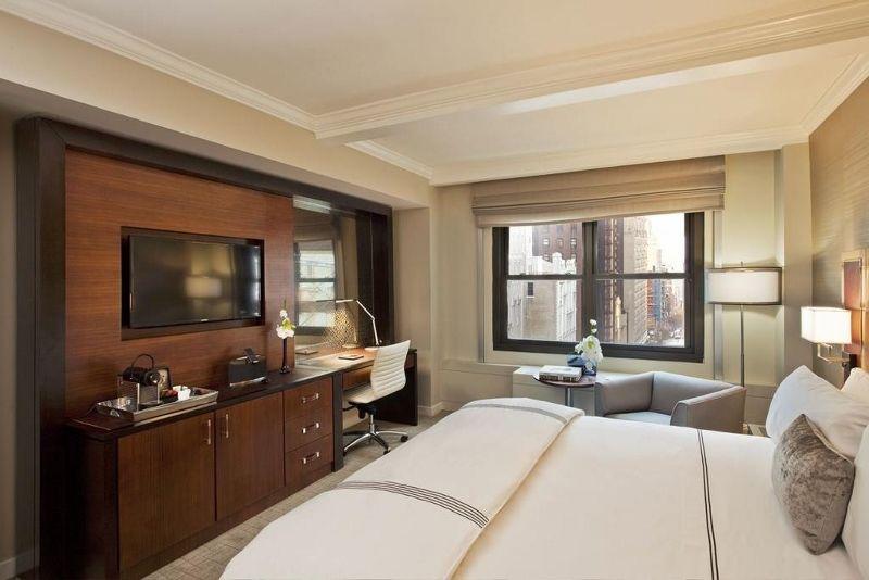 Etats-Unis - New York - Hôtel The Quin