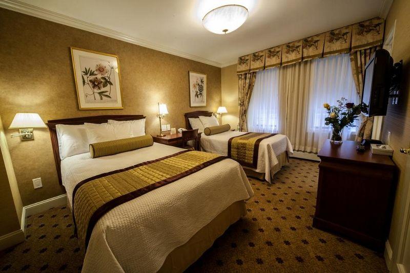Etats-Unis - New York - Hôtel Wellington