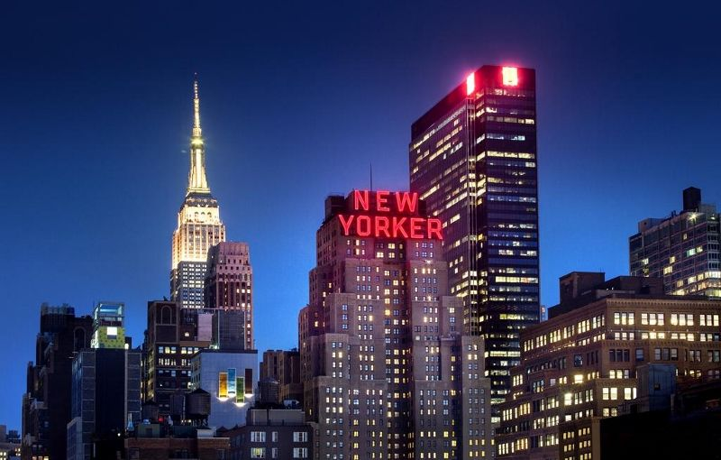 Wyndham The New Yorker 4* « sans transfert »