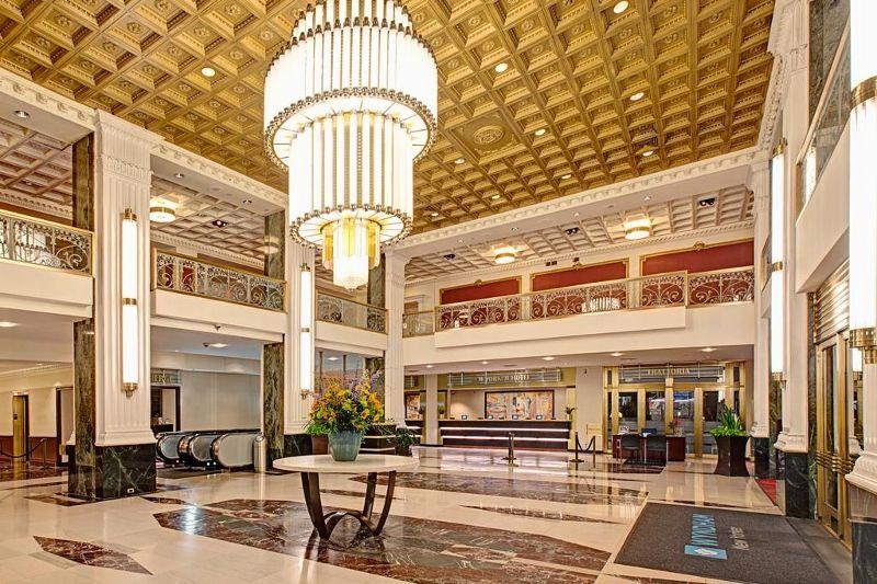 Etats-Unis - New York - Hôtel Wyndham The New Yorker