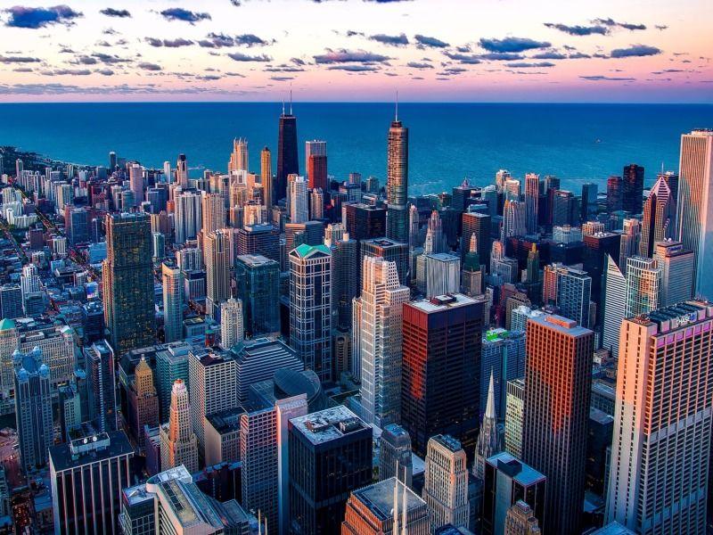 Séjour Est américain - Clin d'oeil à l'Est Extension Chicago