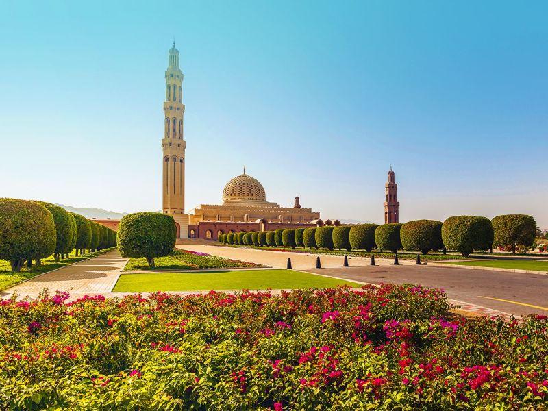 A la Découverte dOman Supérieure - Muscat to Muscat
