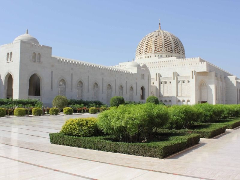 De Terre dencens à Terre de Mirages - De Muscat à Dubai 3 *