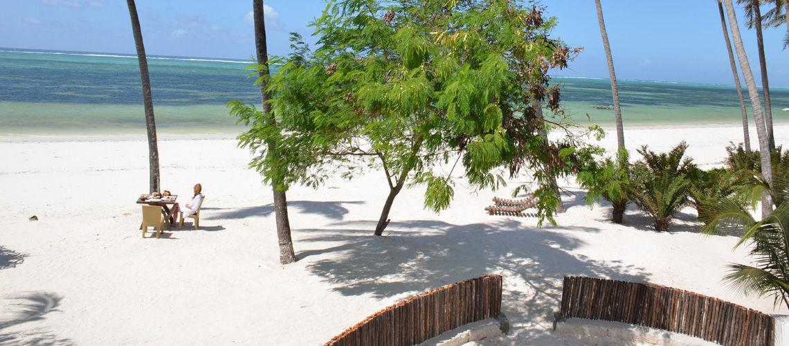 Tanzanie - Zanzibar - Hôtel Indigo Beach Zanzibar 4* Charme