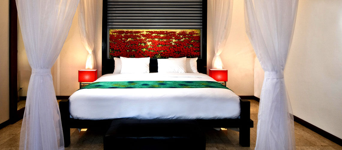Indonésie - Bali - Hôtel Amor Bali Villa Spa & Resort 4*