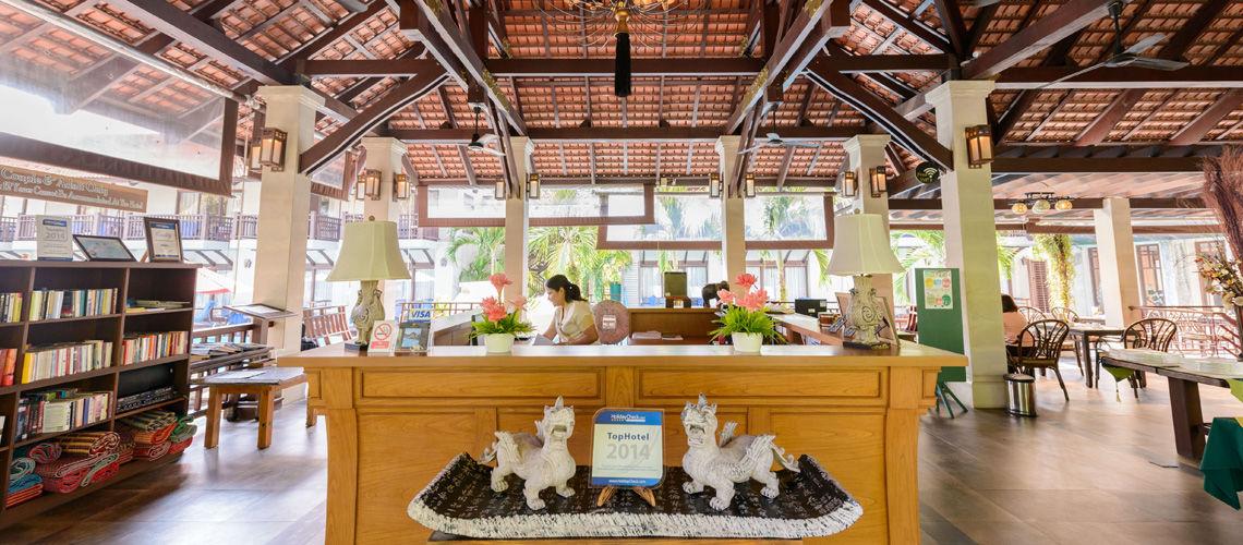 Thaïlande - Khao Lak - Hôtel Khaolak Oriental Resort 4*