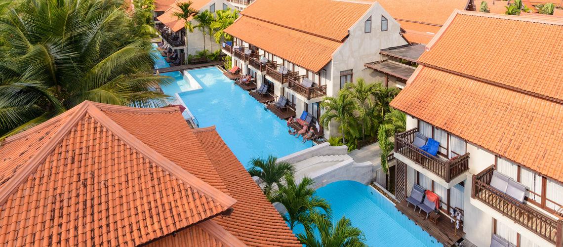 Hôtel Khaolak Oriental Resort 4*