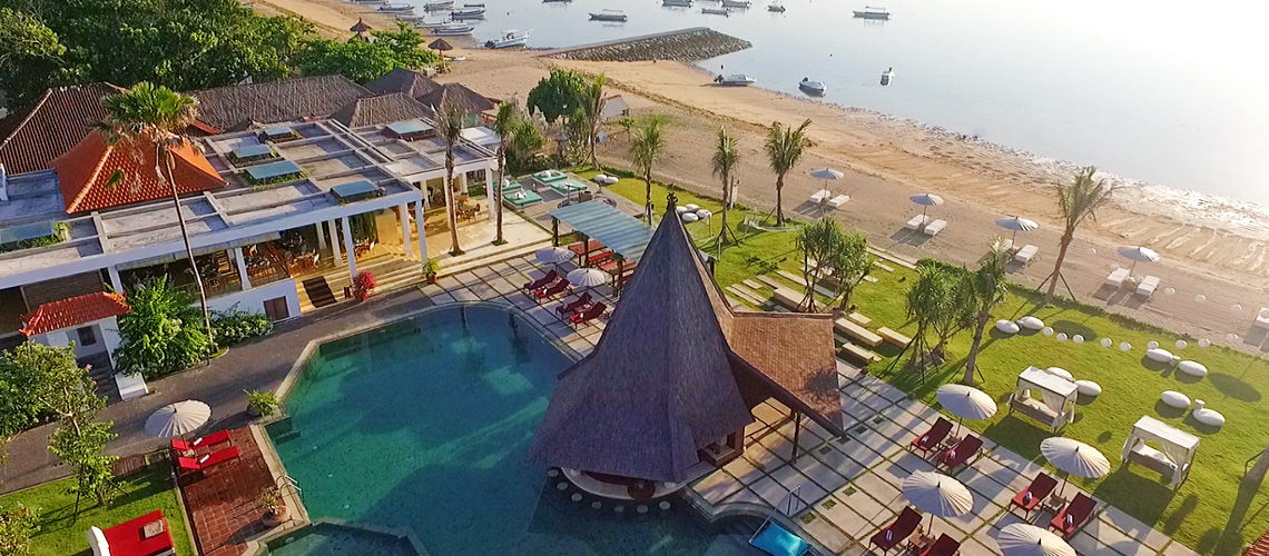 Indonésie - Bali - Hôtel Sadara Boutique Beach Resort 4*