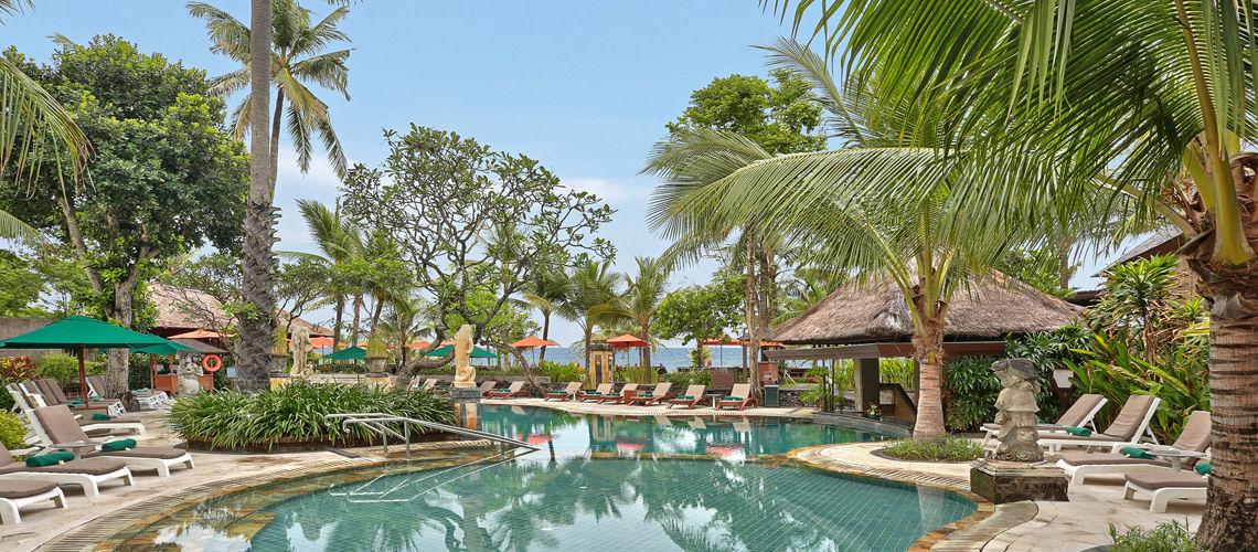 Hôtel Legian Beach Bali 4*