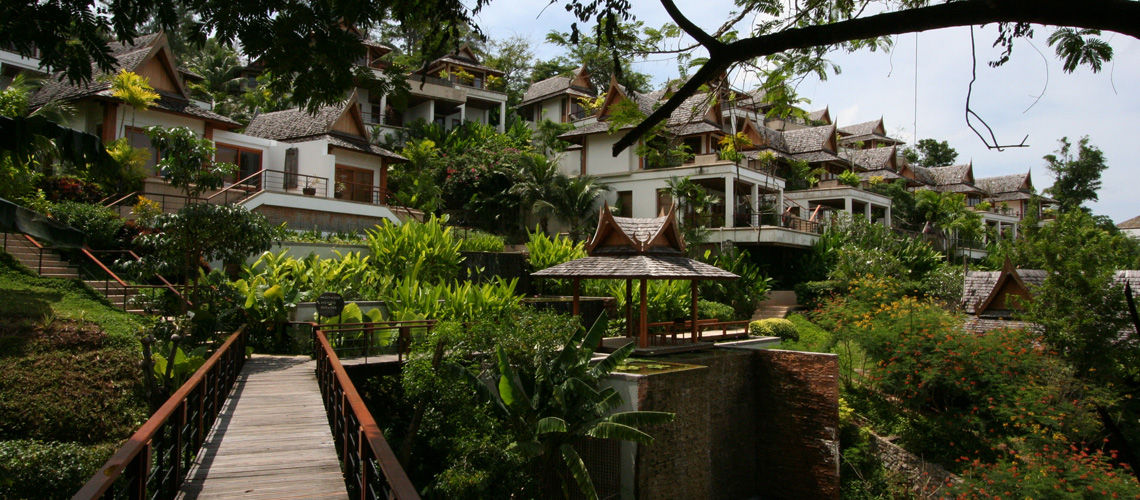 Thaïlande - Phuket - Hôtel Ayara Hilltops 4* sup