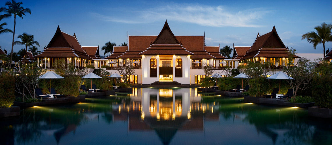 Hôtel JW Marriott Khao Lak Resort & Spa 4*
