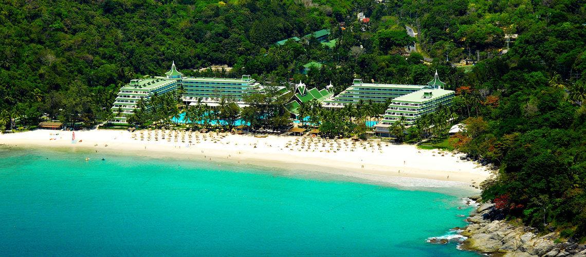 Hôtel Le Meridien Beach Resort 4* sup