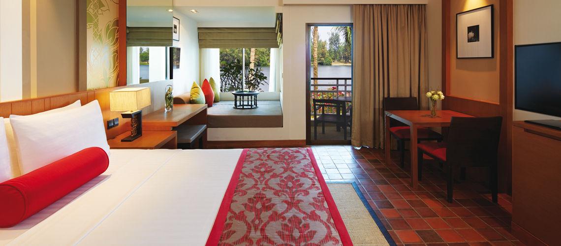 Thaïlande - Phuket - Hôtel Outrigger Laguna Phuket Beach Resort 5*