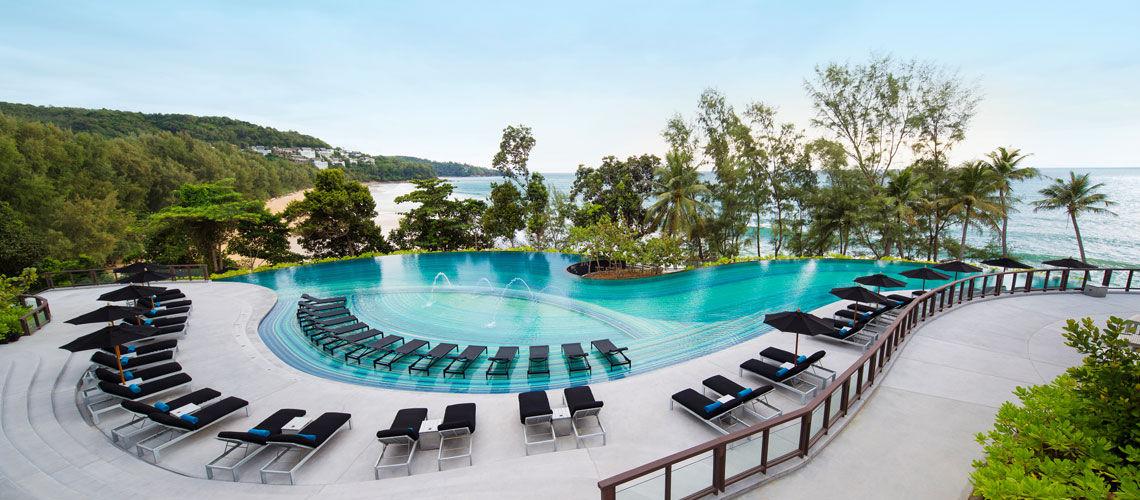 hotel pullman phuket arcadia phuket thailande avec voyages leclerc boomerang ref 323334. Black Bedroom Furniture Sets. Home Design Ideas
