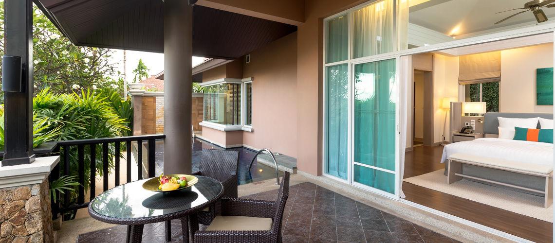 Hotel pullman phuket panwa beach resort 5 phuket for Piscine privee lille