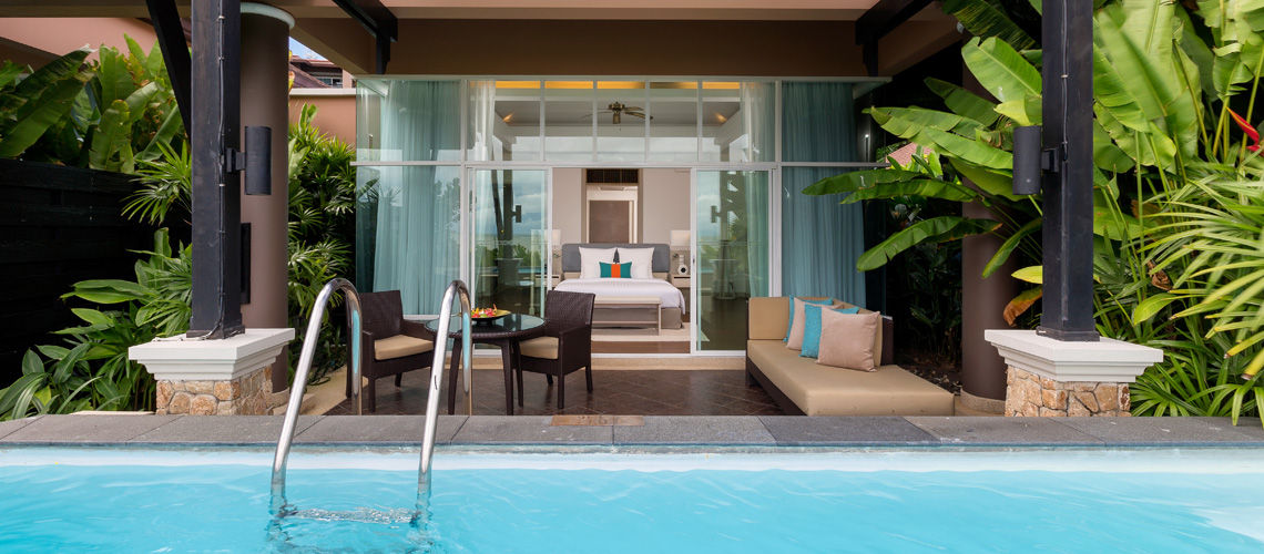 Pullman phuket panwa beach resort 5 sejour thailande avec for Piscine privee lille