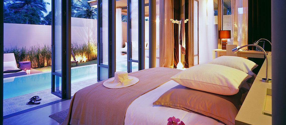 Hotel sala phuket resort spa 4 sup phuket thailande for Hotel sala phuket